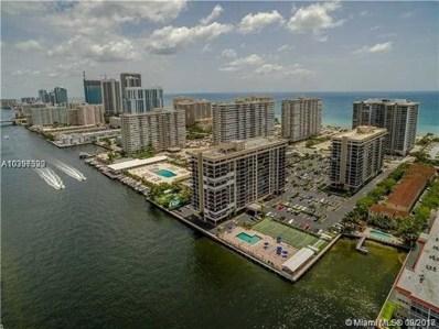 2049 S Ocean Dr UNIT 401, Hallandale, FL 33009 - MLS#: A10397520