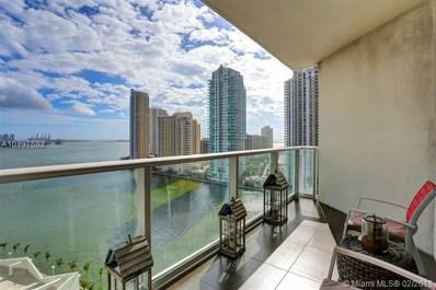 300 S Biscayne Blvd UNIT T-1512, Miami, FL 33131 - MLS#: A10397582