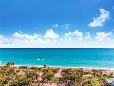 6450 Collins Ave UNIT 1101, Miami Beach, FL 33141 - MLS#: A10397763