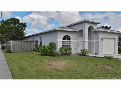 3091 NW 7th Ct, Fort Lauderdale, FL 33311 - MLS#: A10397853