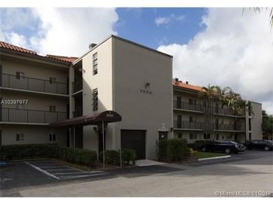 7900 NW 50 St UNIT 303, Lauderhill, FL 33351 - MLS#: A10397977