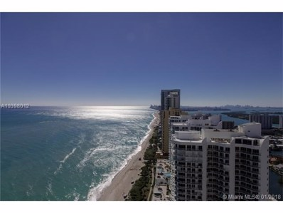 16699 Collins Ave UNIT 3701, Sunny Isles Beach, FL 33160 - MLS#: A10398012