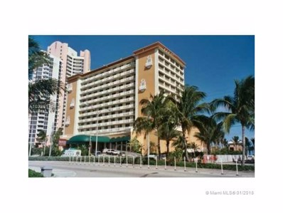 19201 Collins Ave UNIT 126, Sunny Isles Beach, FL 33160 - MLS#: A10398176