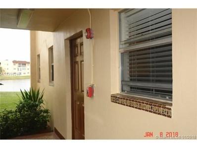 2811 N Pine Island Rd UNIT 101, Sunrise, FL 33322 - MLS#: A10398247