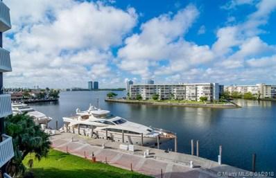 1000 W Island Blvd UNIT 409, Aventura, FL 33160 - MLS#: A10398473