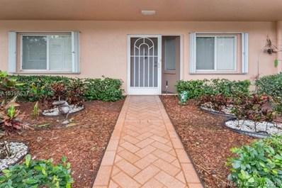 5810 Crystal Shores Dr UNIT 106, Boynton Beach, FL 33437 - MLS#: A10398537