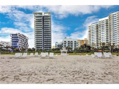 3737 Collins Ave UNIT N-303, Miami Beach, FL 33140 - MLS#: A10398592