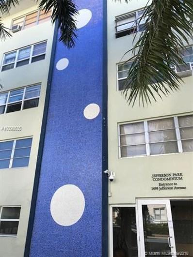 1498 Jefferson Ave UNIT 502, Miami Beach, FL 33139 - #: A10398635