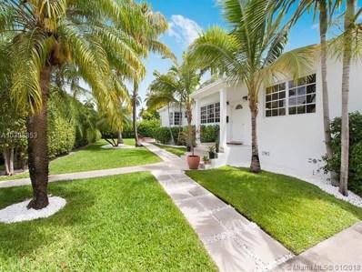 435 W Dilido Dr, Miami Beach, FL 33139 - MLS#: A10398853
