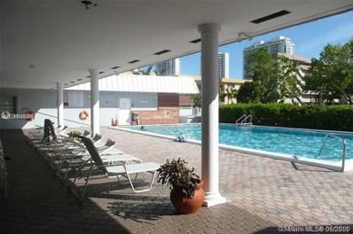 3550 NE 169th St UNIT 306, North Miami Beach, FL 33160 - MLS#: A10398866