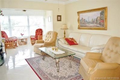5103 NW 35th St UNIT 611, Lauderdale Lakes, FL 33319 - MLS#: A10398921