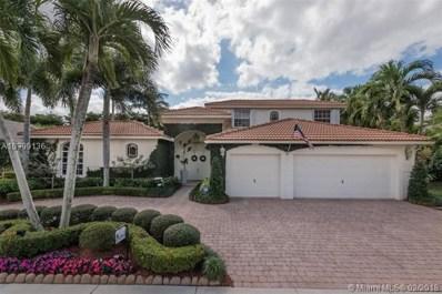2561 Montclaire Cir, Weston, FL 33327 - MLS#: A10399136
