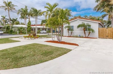 1111 N 15th Ave, Hollywood, FL 33020 - MLS#: A10399250
