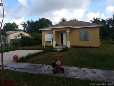 1899 NW 66th St, Miami, FL 33147 - MLS#: A10399278