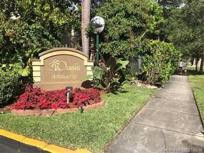 4716 SW 67th Ave UNIT D1, Miami, FL 33155 - MLS#: A10399345
