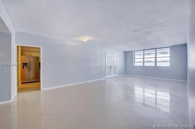 5825 Collins Ave UNIT 2E, Miami Beach, FL 33140 - MLS#: A10399423
