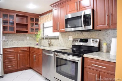 8100 Byron Ave UNIT 309, Miami Beach, FL 33141 - MLS#: A10399425