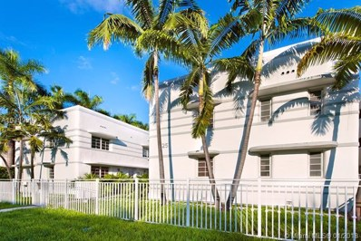 1525 Pennsylvania Ave UNIT 12, Miami Beach, FL 33139 - MLS#: A10399593