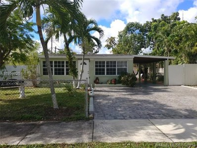 3770 SW 45th Ave, West Park, FL 33023 - MLS#: A10399725