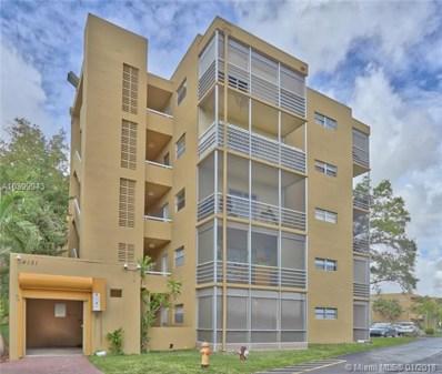 4121 Stirling Rd UNIT 306, Davie, FL 33314 - MLS#: A10399943