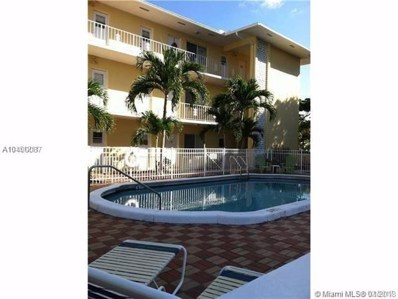 3061 NE 49TH St UNIT 16, Fort Lauderdale, FL 33308 - MLS#: A10400087