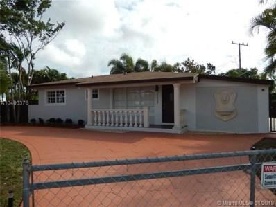 11760 SW 177th Ter, Miami, FL 33177 - MLS#: A10400376