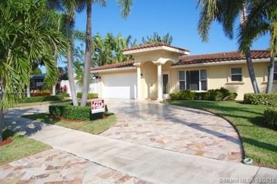 268 SE 4th Ave, Pompano Beach, FL 33060 - MLS#: A10400432