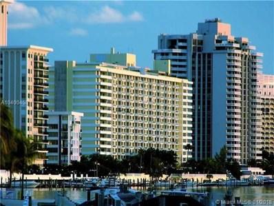5600 Collins Ave UNIT 14K, Miami Beach, FL 33140 - MLS#: A10400458