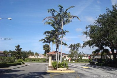 840 Twin Lakes Dr UNIT 19-F, Coral Springs, FL 33071 - MLS#: A10400545