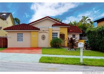15356 SW 62nd Ter, Miami, FL 33193 - MLS#: A10400657