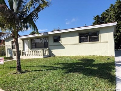 20140 NW 13th Ct, Miami Gardens, FL 33169 - MLS#: A10400730