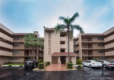 1911 Sabal Palm Dr UNIT 202, Davie, FL 33324 - MLS#: A10401187