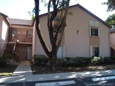 9505 SW 140th Ct UNIT 9505, Miami, FL 33186 - MLS#: A10401229