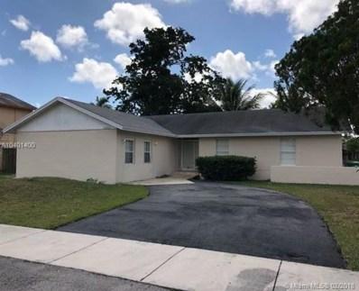11212 SW 164th Ter, Miami, FL 33157 - MLS#: A10401400