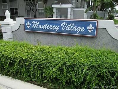 455 NE 210th Cir Ter UNIT 104-18, Miami, FL 33179 - MLS#: A10401411