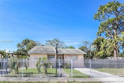 16340 NW 37th Ct, Miami Gardens, FL 33054 - MLS#: A10401436