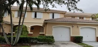 7380 SW 162nd Ct UNIT 0, Miami, FL 33193 - MLS#: A10401459