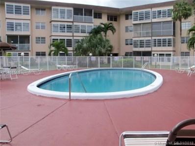 2900 NW 47 Terrace UNIT 409-A, Lauderdale Lakes, FL 33313 - MLS#: A10401560