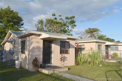 1075 NW 110th St, Miami, FL 33168 - MLS#: A10401708