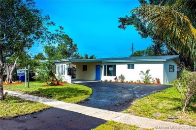 3401 NW 32nd Ct, Lauderdale Lakes, FL 33309 - MLS#: A10401760