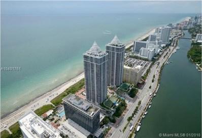 4779 Collins Ave UNIT 3304, Miami Beach, FL 33140 - MLS#: A10401761