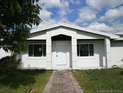 151 NE 209th St, Miami Gardens, FL 33179 - MLS#: A10401891