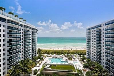 102 24 St UNIT 1444, Miami Beach, FL 33139 - MLS#: A10401902