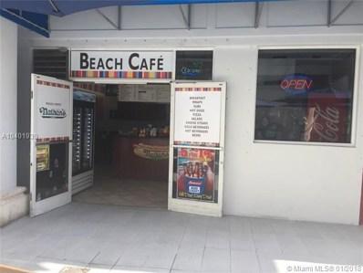 17 S Fort Lauderdale Beach Blvd, Fort Lauderdale, FL 33316 - MLS#: A10401939