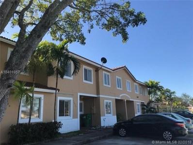 14036 SW 172nd Ter UNIT 0, Miami, FL 33177 - MLS#: A10401957