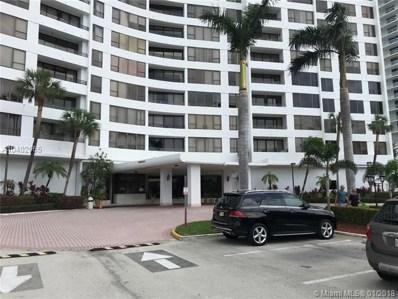 3505 S Ocean Dr UNIT 805, Hollywood, FL 33019 - MLS#: A10402065