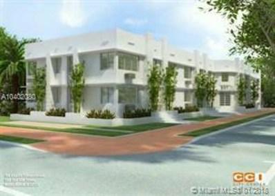 500 14th St UNIT 201, Miami Beach, FL 33139 - MLS#: A10402080