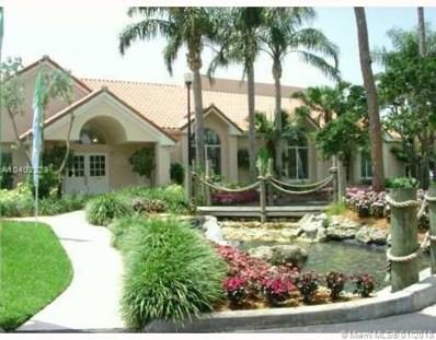 3450 Pinewalk Drn UNIT 422, Margate, FL 33063 - MLS#: A10402223