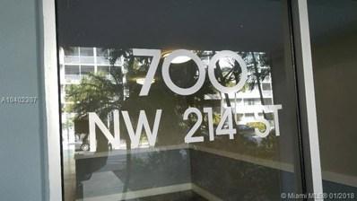 700 NW 214th St UNIT 207, Miami Gardens, FL 33169 - MLS#: A10402307