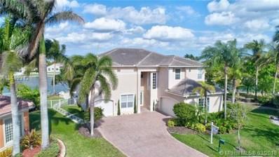 18557 SW 46th St, Miramar, FL 33029 - MLS#: A10402313